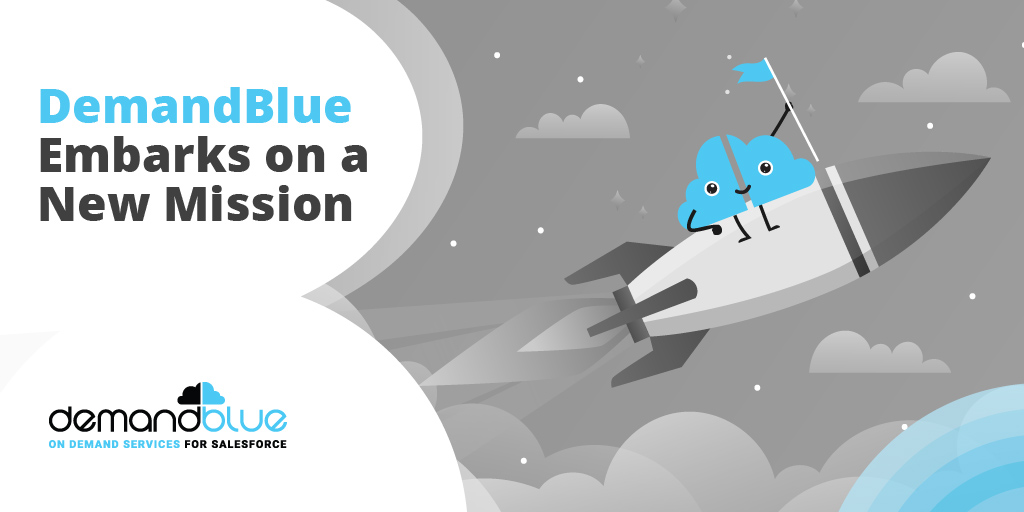 DemandBlue Embarks on a New Mission