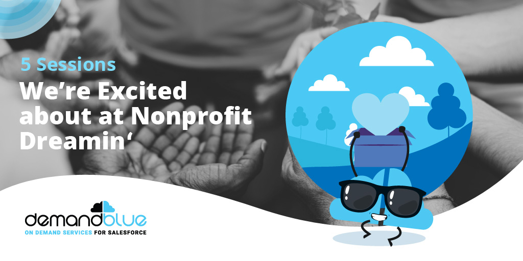 5 Sessions We're Excited about at Nonprofit Dreamin'