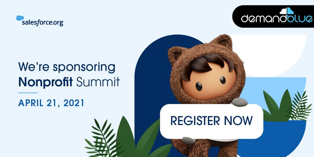 Salesforce.org's Nonprofit Summit is Just Around the Corner!