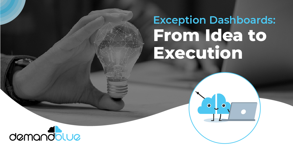 Exception Dashboards: From Idea to Execution