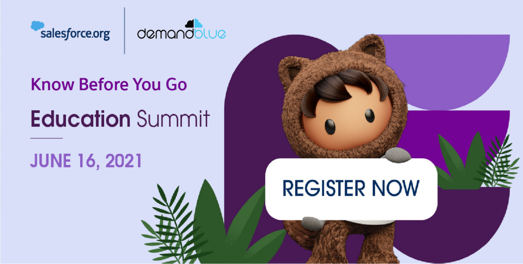 Know Before You Go – Education Summit 2021