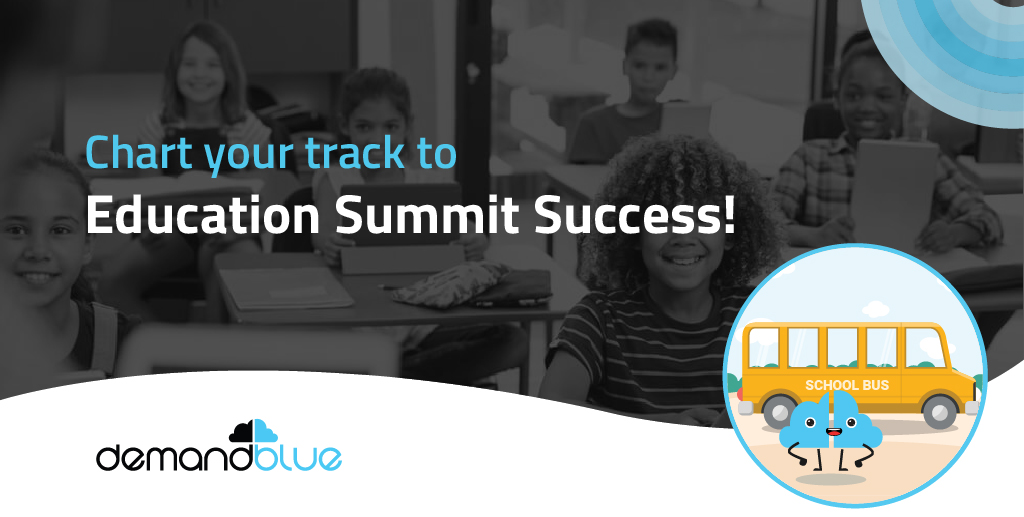 Chart your track to Education Summit Success!
